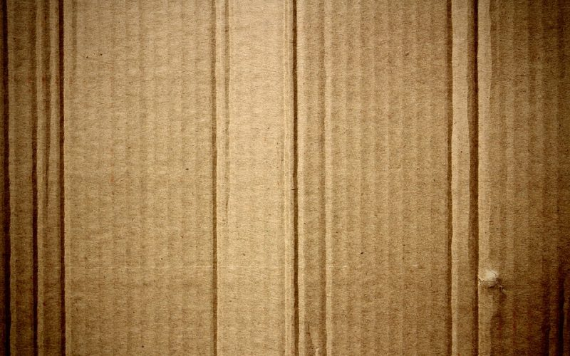 different types of cardboard boxes
